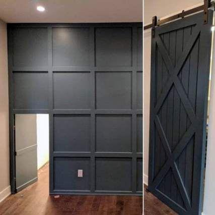 Best Secret Door Ideas Staircases 47 Ideas Door With Images Door Under Stairs Small Closet Door Ideas