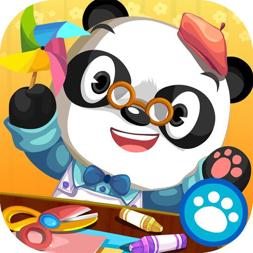Art Class with Dr. Panda Icon