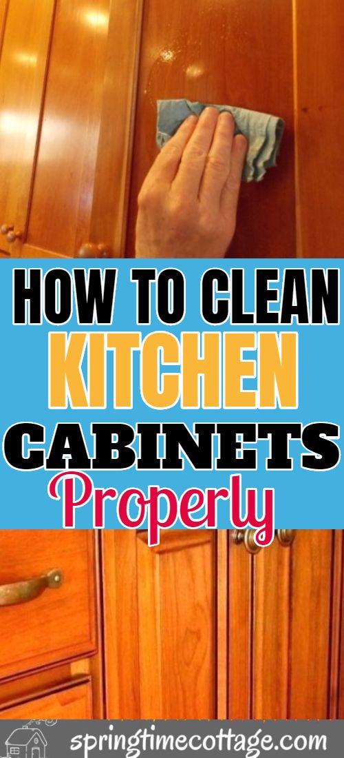 Clean Grime Off Wood Kitchen Cabinets - Chaima Kitchen Ideas