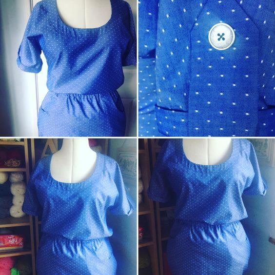Tilly Buttons Bettine dress.