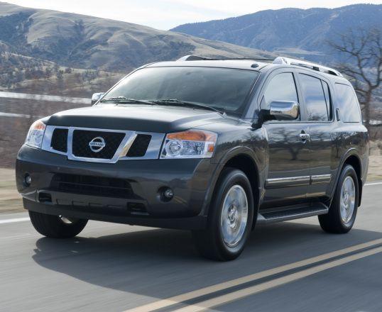2008 16 Nissan Armada North America 2007 16 In 2020 Nissan Nissan Armada Datsun