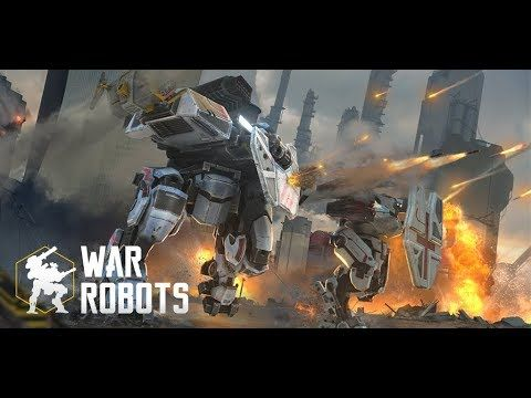 Live | War Robots Game Play Now | Troll Game | Best tank - YouTube