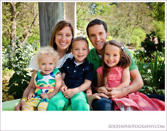 Greensboro Arboretum-Sneak Peek: M Family