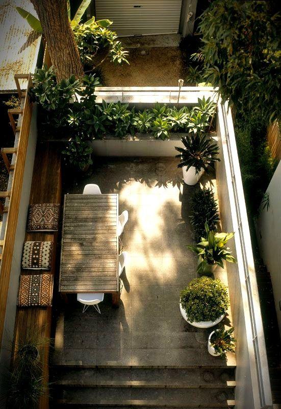 Small Rooftop Garden Pinned To Garden Design Rooftop Gardens By Darin Bradbury Terrace Garden Design Courtyard Gardens Design Small Courtyard Gardens