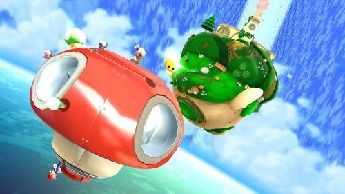 Super Mario Galaxy 2 4k Photo Super Mario Galaxy Super Mario Super Mario 3d