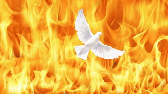 Szent Szellem tüze