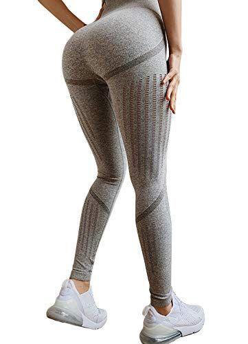 Damen Leggings Tights Sporthose Laufhose YOGA Jogging Leggins Pants Fitness Gym