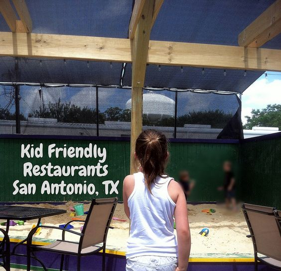Kid Friendly Places To Eat In San Antonio