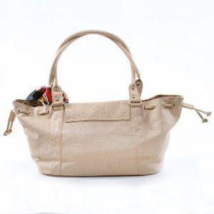Vecceli Italy Designer Italian Leather Large Handbag Purse By Vecceli