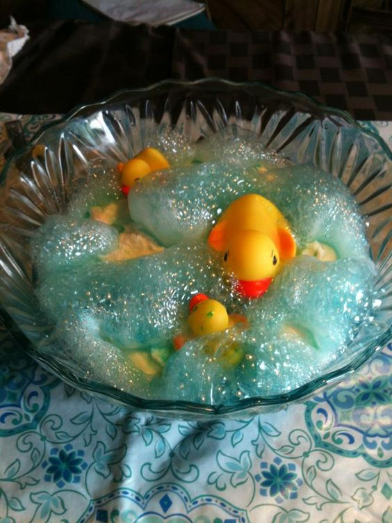 Here is a picture of the Baby Bath Water Punch