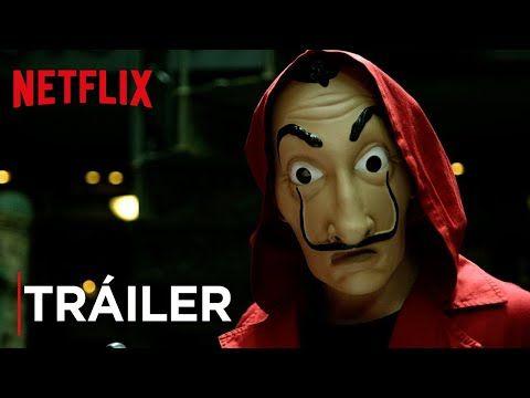 La Casa De Papel Parte 3 Trailer Oficial Netflix Youtube