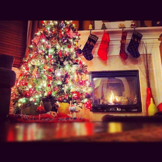 Christmas Comforts