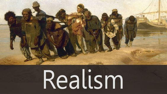 a definition of realism as an artistic movement Social realism, also known as socio-realism, is an artistic movement, expressed in the visual and other realist arts, which depicts social and racial injustice, economic hardship, through unvarnished pictures of life's struggles often depicting working class activities as heroic [1].