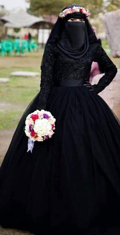 Tassu Gudi Muslim Women Fashion Hijab Wedding Dresses Muslimah Wedding Dress