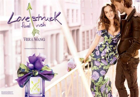 Leighton Meester returns for new Vera Wang Fragrance campaign