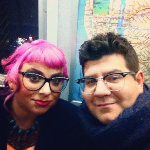 Sarah and Neil