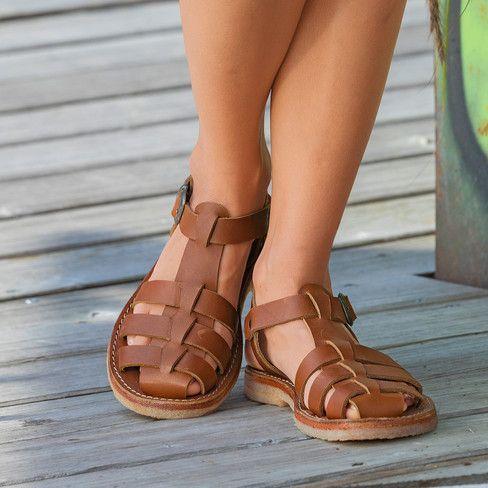 Duckfeet Sandale