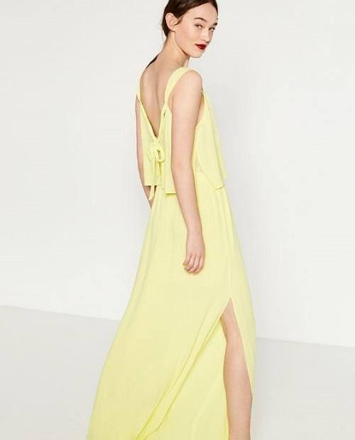 Colección De Vestidos De Fiesta Zara 2017 Yaz
