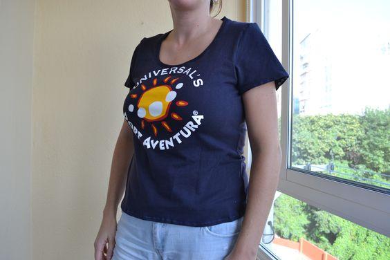 Camiseta reciclada http://www.sbccpatterns.com/shop/sb322-tonic-t-shirt/