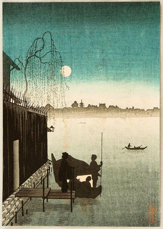 Kobayashi Eijiro 小林英二郎 / 英辞郎小林 (Japanese, 1870-1946)