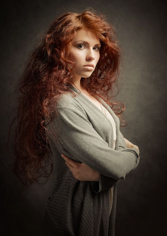Pin by Sena Weaver on People   Pinterest   Red Hair, Redheads and Hair