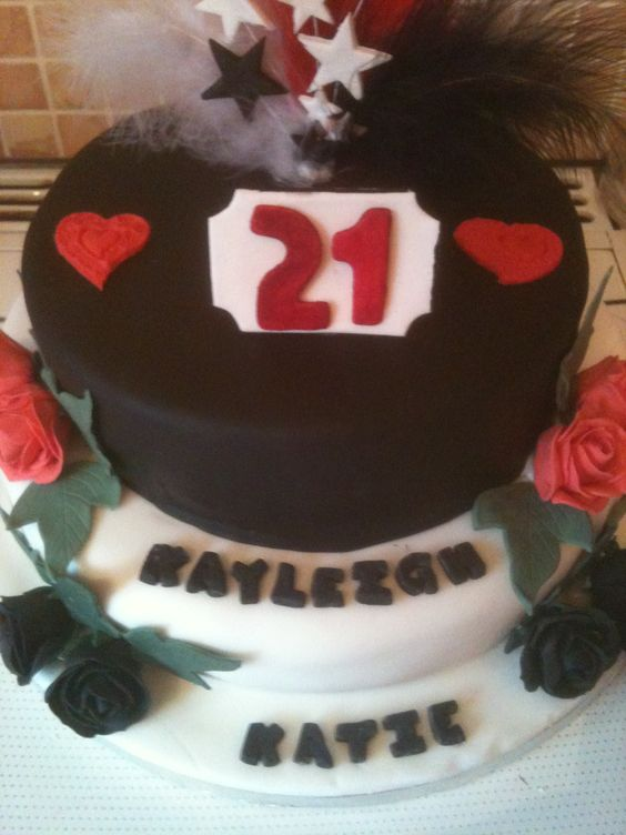 Cakes Birthday Cakes And Katie Omalley On Pinterest