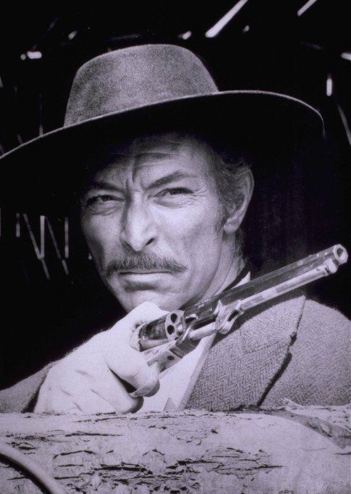 Lee Van Cleef...best of the best in Western movies!