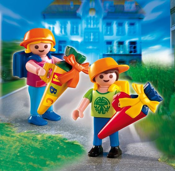 AmazondePLAYMOBIL 4686 - Special ABC-Schützen Playmobil - playmobil badezimmer 4285