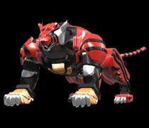 •Beast Spirits - Power Rangers Jungle Fury