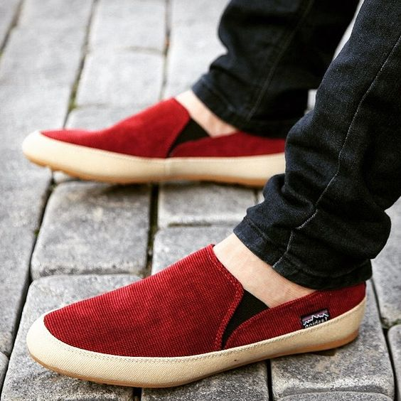 KANVAST - Available in Red Brown Blue or Green. Priced at $55 and includes Free Worldwide Delivery at www.kickslogix.com.  This product is on sale for limited time! Shop now and place discount code MENSTYLICA5 to get 5% off for every product! source