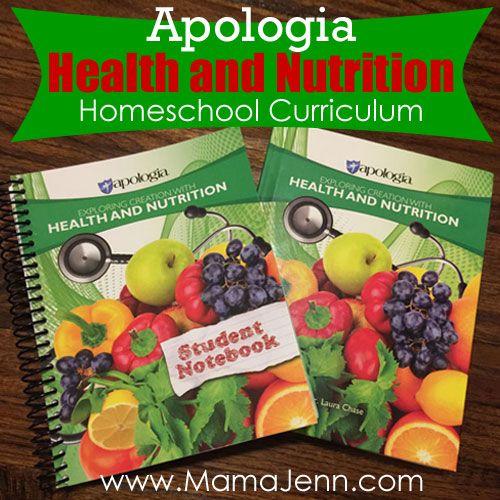 Apologia Homeschool Health Nutrition Curriculum Nutrition Health And Nutrition Strawberry Nutrition Facts