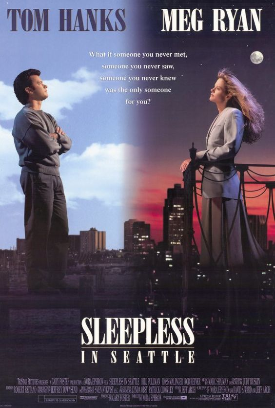 Sleepless in Seattle 27x40 Movie Poster (1993)