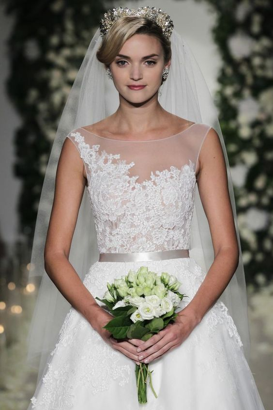 NEW YORK BRIDAL FASHION WEEK et plus encore sur www.robe2mariage.eu