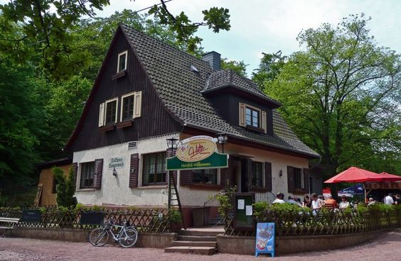 Sängerwiese, Eisenach, Thüringen, Germany