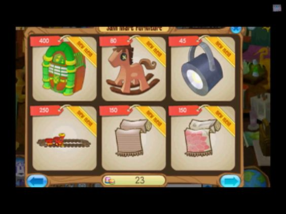 And look at those epic awesome den items | Animal jam | Pinterest ...