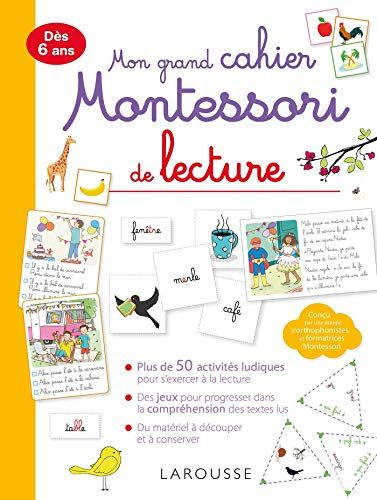 Epingle Sur Montessori