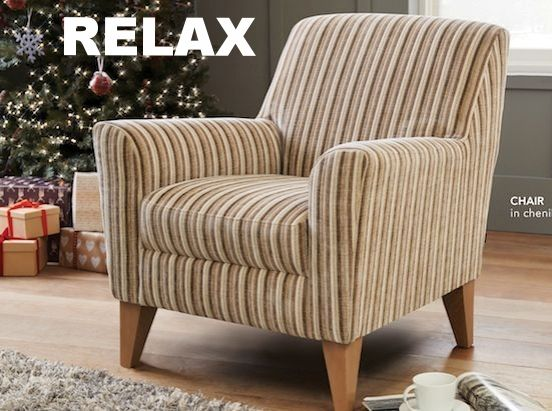 Relax With The Oslo Chair From Next