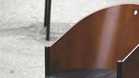 La chaise « costes » de Philippe Starck | Magasins Déco | http://magasinsdeco.fr/la-chaise-costes-de-philippe-starck/