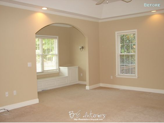 Sherwin williams sand dollar living room house for A touch of gold tanning salon
