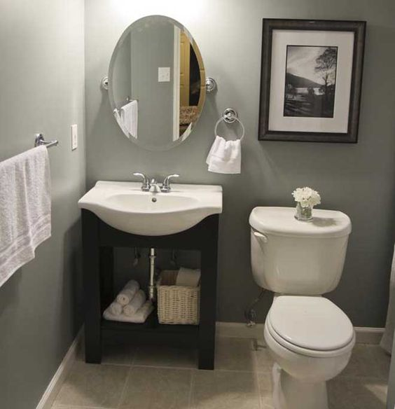 Small Bathroom Makeovers Small Bathroom Makeover Ideas On A Budget House Suggestions