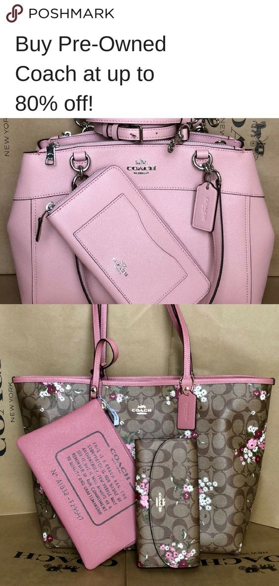 Get Coach Designer Handbags For Cheap On Poshmark Download The App To Find Your Perfect Purse Purses And Bags Purses Handbag Backpack