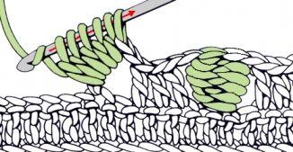 Novel Crochet Stitches  Very interesting stitches tutorials!