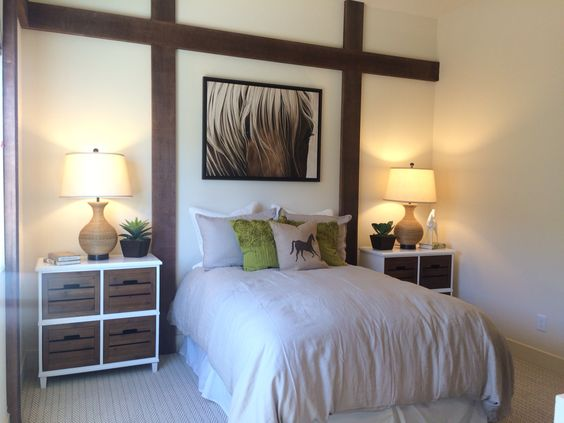 Beautiful Bedroom For A Teen Girl. Horse Themed