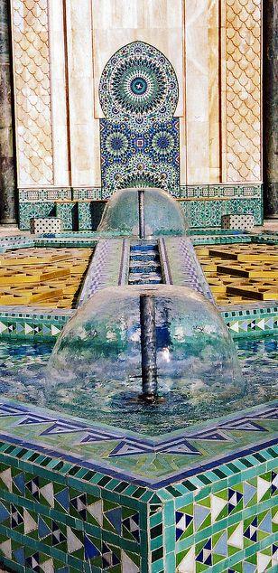 - Fliesen aus marokko ...