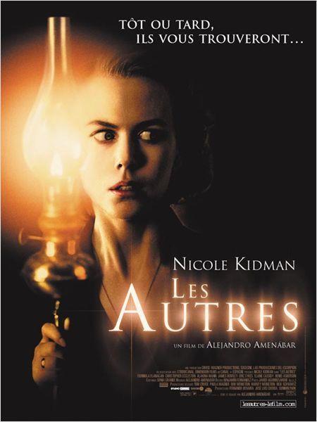 """""""Les Autres"""", un film d'Alejandro Amenábar. Un film pour frissonner et avec une fin surprenante."""