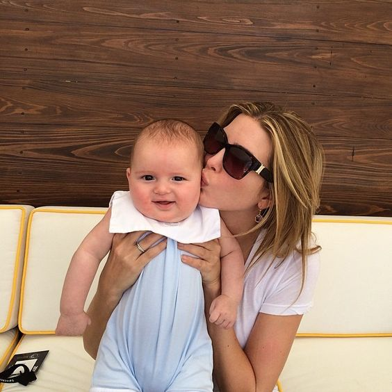 Ivanka Trump and son | familias fabulosas | Pinterest ...