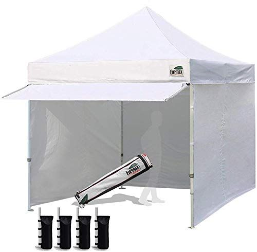 Enjoy Exclusive For Eurmax 10 X 10 Pop Canopy Commercial Tent Outdoor Party Canopies 4 Removable