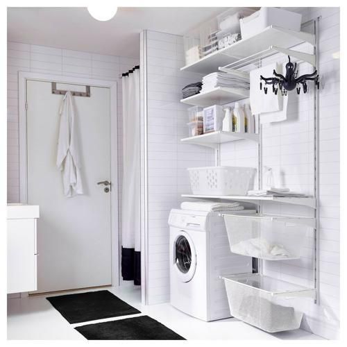 Laundry Room Ideas In 2020 Laundry Room Storage Ikea Laundry