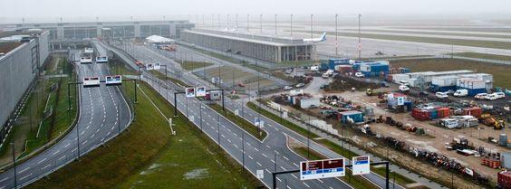 Flight-Path Fiasco: EU Challenges Problem-Prone Berlin Airport
