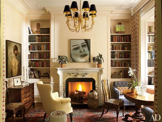 The Aesthete: Living Rooms Photos | Architectural Digest